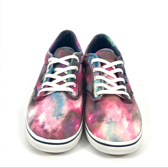e3f3ffff4d50 Vans Shoes - Vans atwood low cosmic galaxy sneaker - size 9